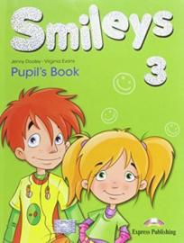 Smiles 3 Pupils Book (international)