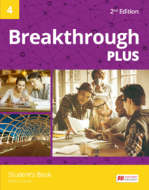 Breakthrough Plus 2nd Edition Level 4 Student's Book