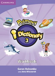 Primary i-Dictionary Level3 Flyers Workbook and DVD-ROM Pack