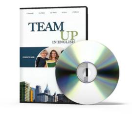 Team Up 1 Class Digital Book - Dvd