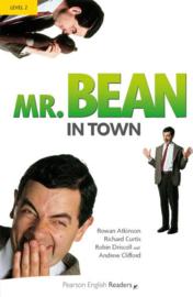 Mr Bean in Town Book