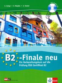 B2-Finale neu Übungsbuch und Audio-CD