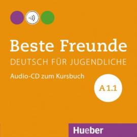 Beste Freunde A1/1 Audio-CD bij het Studentenboek