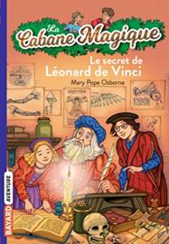 La Cabane Magique Tome 33 - Le secret de Léonard de Vinci