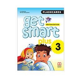 Get Smart Plus 3 Flashcards British Edition