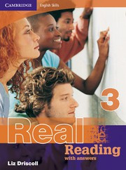 Cambridge English Skills: Real Reading Level3 Book with answers