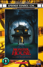Monster house. La casa de los sustos + CD