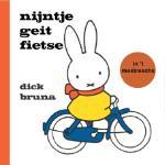 Nijntje geit fietse in 't estreechs (Dick Bruna) (Hardback)