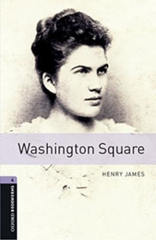 Oxford Bookworms Library Level 4: Washington Square Audio Pack