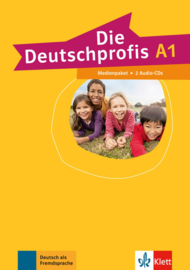Die Deutschprofis A1 Multimediapakket (2 Audio-CDs)