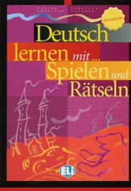 Deutsch lernen met ... Spielen en Rätseln Grundstufe