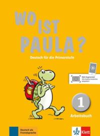 Wo ist Paula? 1 Werkboek met CD-ROM (MP3-Audios)