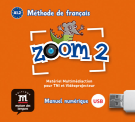 Zoom 2 – Clé USB Multimédiaction
