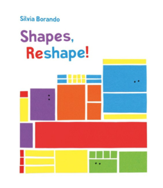 Shapes, Reshape! (Silvia Borando)