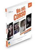 Via del Corso A1 TB + Audio CD (x2) + DVD