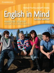 English in Mind Second edition StarterLevel Audio CDs (3)