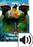 Oxford Read And Imagine Level 6 Hope On Turtle Island Audio