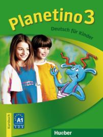 Planetino 3 Studentenboek