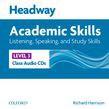 Headway Academic Skills 3 Listening, Speaking, And Study Skills Class Audio Cds (3)