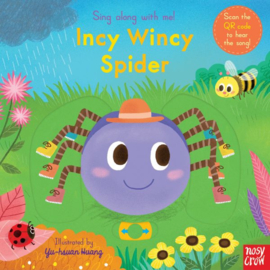 Sing Along with Me! Incy Wincy Spider (Novelty Book – Reissue)