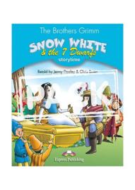 Snow White & The 7 Dwarfs Pupil's Book With Cross-platform Application
