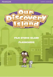 Our Discovery Island Level 3 Flash Cards