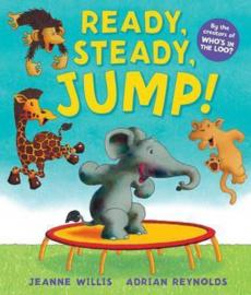 Ready, Steady, Jump! (Jeanne Willis) Paperback / softback