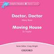 Dolphin Readers Starter Level Doctor, Doctor & Moving House Audio Cd