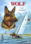 Wolf naar Ameland (Jan Postma)