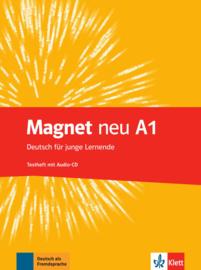 Magnet neu A1 Testheft met Audio-CD