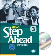 New Step Ahead 3 Work Book + Audio Cd