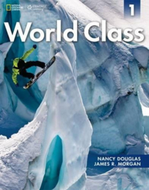 World Class 1 Student Book+cd-rom