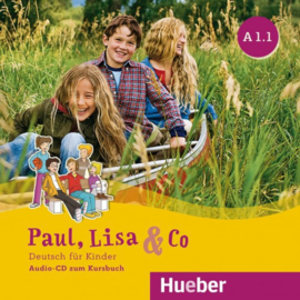 Paul Lisa & Co A1/1 Audio-CD