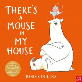 There's a Mouse in My House (Hardback Picture Book)