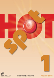 Hot Spot Level 1 Activity Book