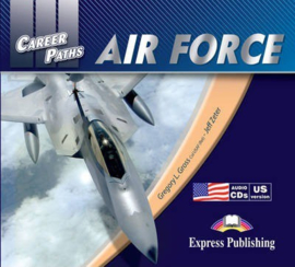 Career Paths Air Force (esp) Audio Cds (set Of 2) Us Version