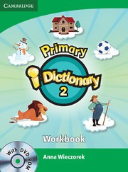 Primary i-Dictionary Level2 Movers Workbook and DVD-ROM Pack