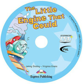 The Little Engine That Could Dvd Pal