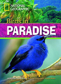 Footprint Reading Library 1300: Birds In Paradise Book With Multi-rom (x1)