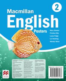 Macmillan English Level 2 Posters