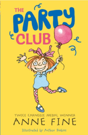 The Party Club (Anne Fine, Arthur Robins)