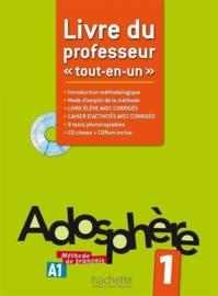 Adosphère 1 - Livre du professeur A1