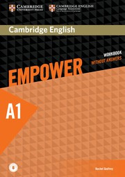 Cambridge English Empower Starter Workbook without Answers plus Downloadable Audio