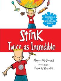Stink: Twice As Incredible (Megan McDonald, Peter H. Reynolds)