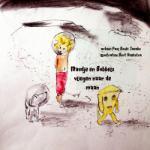Maudje en Bubbels vliegen naar de maan (Paul Dunki Jacobs) (Paperback / softback)