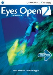 Eyes Open Level2 Workbook with Online Practice