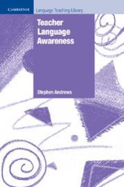 Teacher Language Awareness Paperback