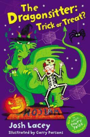The Dragonsitter: Trick or Treat? (Josh Lacey) Paperback / softback