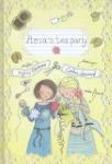 Rosa's teaparty (Ingrid Medema)