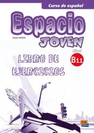 Espacio Joven B1.1 - Libro de ejercicios